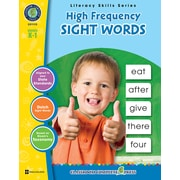 Classroom Complete Press Textbook High Frequency Sight Words, Grade PK-2 (CC1113)