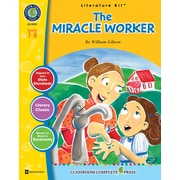 Classroom Complete Press Textbook The Miracle Worker Literature Kit, Grade 7-8 (CC2701)