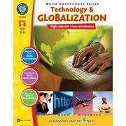 Classroom Complete Press Textbook Technology & Globalization, Grade 5-8 (CC5784)