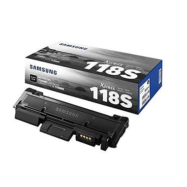 Samsung MLT-D118S Black Toner Cartridge (SU860A)