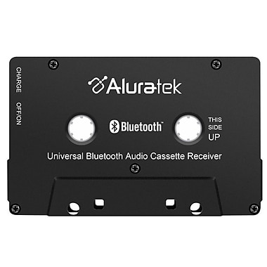 Aluratek Universal Bluetooth Audio Cassette Receiver (ABCT01F)