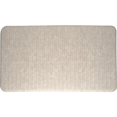 Imprint Cumulus9™ Chevron Series Anti-Fatigue Comfort Mat, Goose