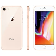 "Apple iPhone 8 Unlocked Cell Phone, 4.7"", 256 GB, Gold (MQ7E2VC/A)"