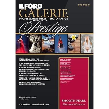 ILFORD Galerie – Papier Prestige lisse nacré, 5 x 7, paq./100 (IG2001744)