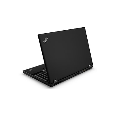 Lenovo – Portatif ThinkPad P51 Series 20HH000TCA 15,6 po po, Intel Core i7 7700HQ 3,8 GHz, SSD 512 Go, DDR4 16 Go