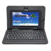 "Proscan 7"" Android Tablet, 8 GB Storage with Case and Keyboard"