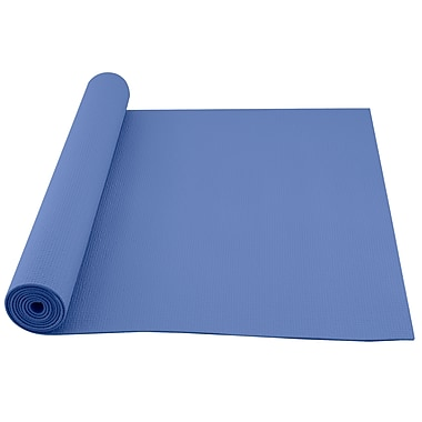 Empower Premium Yoga Mat, 5mm, Blue (MP-3759R)