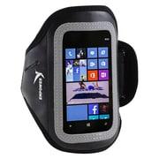 Empower - Brassard à téléphone intelligent, iPhone 6/7/8, noir (MP-3523R)