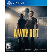 A Way Out, PS4