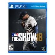 MLB The Show 18, PS4