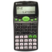 Datexx 2-Line DS-782ES Scientific Calculator with Natural Textbook Display