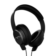 SOL REPUBLIC Master Tracks 3 Button Headphone, Black