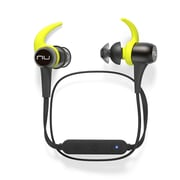 Optoma NuForce BE Sport3 Wireless Bluetooth In-Ear Headphoness, Gunmetal Gray