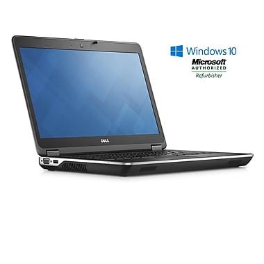 DELL – Portatif LATITUDE E6440 14 po remis à neuf, Intel Core i5 4200M 2,5 GHz, SSD 240 Go, DDR3 8 Go, Windows 10 Pro