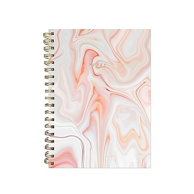Pierre Belvedere Medium Notebook, Wirebound, 6