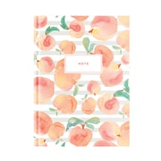 "Pierre Belvedere Large Notebook, Orange Fruit, 7"" X 9.5"" (7710980)"