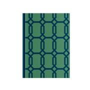 "Pierre Belvedere Medium Notebook, Links, 6"" X 8.25"" (7710840)"