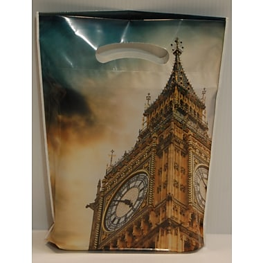 Marlo Packaging Design Saks-Printed Big Ben, 500/Pack