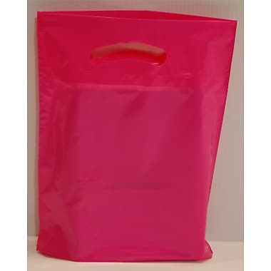 Marlo Packaging Wild Pink D/C Bag, 500/Pack