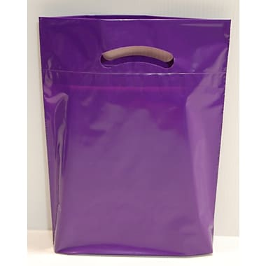 Marlo Packaging Purple D/C Bag, 500/Pack (1403309)