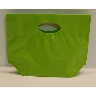 Marlo Packaging Metrosak D/C Bags, Apple Green, 500/Pack