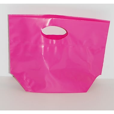 Marlo Packaging Metrosak D/C Bags, Wild Pink, 500/Pack