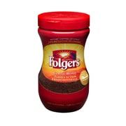 Folgers Instant Coffee, Classic Roast, 200g