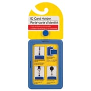 Economy Silicone ID Card Holder