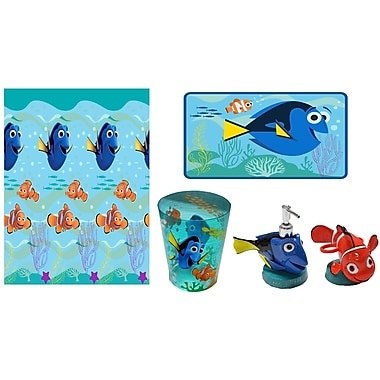 Disney Finding Dory 5-Piece Bath Accessory Set (10055PCS900)
