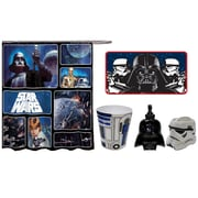 Lucas Films Star Wars Classic 5-Piece Bath Accessory Set (10105PCS900)