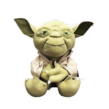 Lucas Films Star Wars Yoda Character Pillow (1010Chsh905)