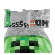 Minecraft Twin Sheet Set (1021Twss900)