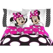 Disney Minnie Twin Sheet Set (1209Twss700)