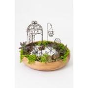 Hi-Line Gift Ltd. 72200-02-RS, Fairy 6 Piece Garden Furniture Set