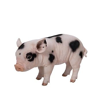 Hi-Line Gift Ltd. 87726-B, Standing Baby Pig Statue