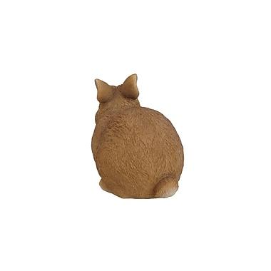 Hi-Line Gift Ltd. 87739-B, Sitting Rabbit Statue