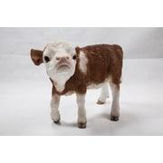 Hi-Line Gift Ltd. 87705-A, Standing Cow Statue
