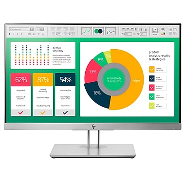 HP 1FH45A8 21.5-inch Anti-Glare LED LCD IPS Monitor, 1920 x 1080, 1000:1 static; 5000000:1 dynamic, 5 ms