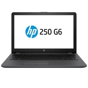 HP 250 G6 1NW57UT#ABA 15.6-inch Notebook, Intel Core i5-7200U, 256 GB SSD, 8 GB DDR4-2133 SDRAM, Windows 10 Professional