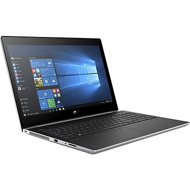 HP - Portatif tactile ProBook 450 G5 2TA30UT#ABA 15,6 po, Intel Core i5-8250U, SSD 256 Go, 8 Go DDR4 SDRAM, Windows 10 Pro