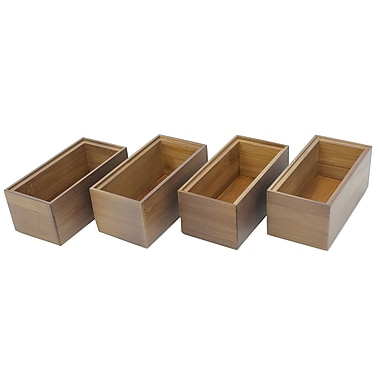 Cathay Importers Bamboo Organizer, 3