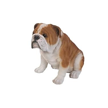 Hi-Line Gift Ltd. 87764, Dog Bulldog Statue