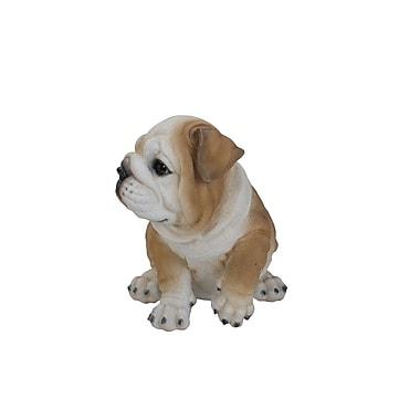 Hi-Line Gift Ltd. 87943, Bulldog Puppy Statue