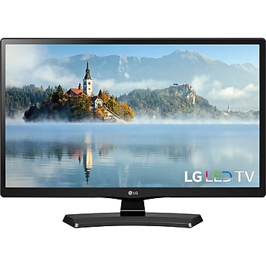 LG - Moniteur DEL antireflets 28 po 28LJ4540, 1366 x 768, 1000:1, 8 ms