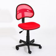 Karin Office Chair, Mid-Back, Red (3339-AM8638-00)