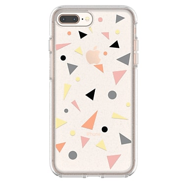 Otterbox Symmetry Clear iPhone 8 Plus/7 Plus Confetti Pop (7756921)