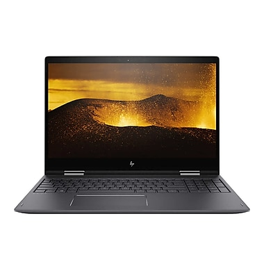 HP Refurbished 15-BS023CA 15.6-inch Touch Screen Notebook, 2.0 GHz Intel Core i3-6006U, 1 TB HDD, 8 GB DDR4, Windows 10 Home