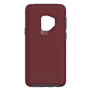 Otterbox Symmetry Galaxy S9, Fine Port (Burgundy/Grey) (7757885)