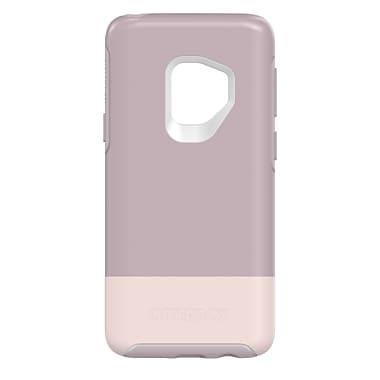 Otterbox Symmetry Galaxy S9, Skinny Dip (White/Mauve) (7757905)