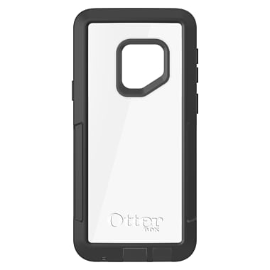 Otterbox Pursuit Galaxy S9, Black/Clear (7757957)